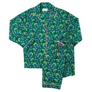 The Cat's Pajamas - Evergreen Women's Set