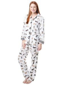 Dog Themed Pajamas from PJ Salvage for Mother's Day