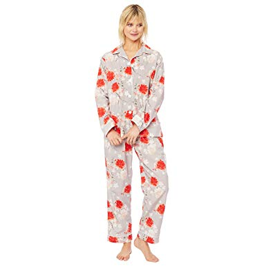 Kiku Luxe Pima Cotton Pajamas The Cat's Pajamas