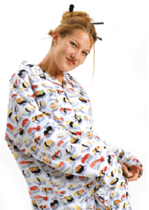 Sushi Pajamas for Mother's Day