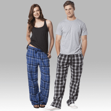 Boxercraft Unisex Plaid Pajama Pants