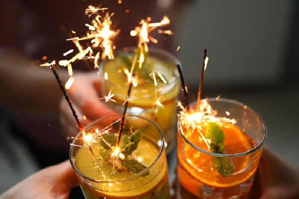 NYE Cocktail
