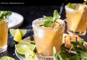 Pineapple Margarita Sparkler