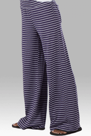 Back-to-College Extra Wide Leg Pajama Pants