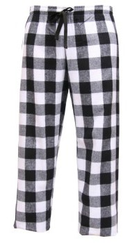 White Buffalo Check Flannel $28
