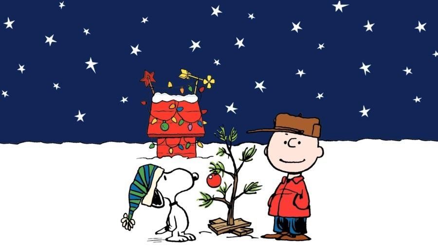 Charlie Brown Christmas Movie Marathon Matching Pajamas