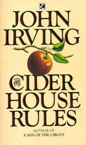 Fall Reading List Pajamas Cider House Rules