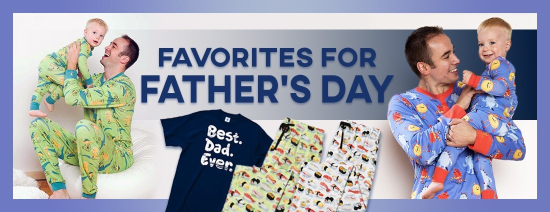 Father's Day Gift Ideas from The Pajama Company