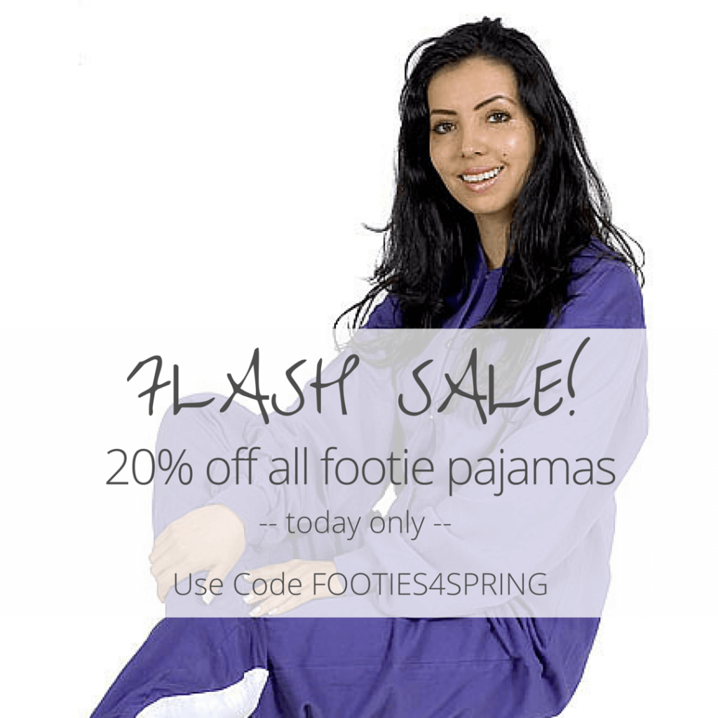 footie flash sale