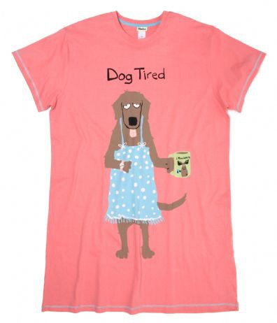 Dog Tired Women's Nightshirt by Hatley