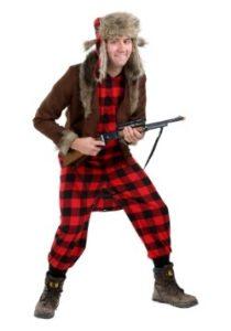 Hillbilly Halloween Costume Pajamas