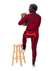 Hillbilly Hunter Pajama Halloween Costume