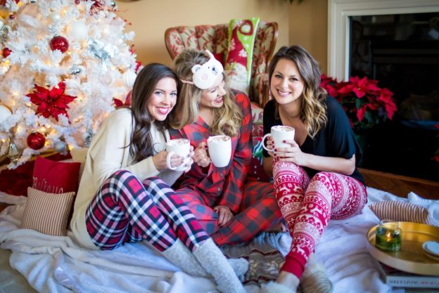 How to Host a Winter Pajama Party