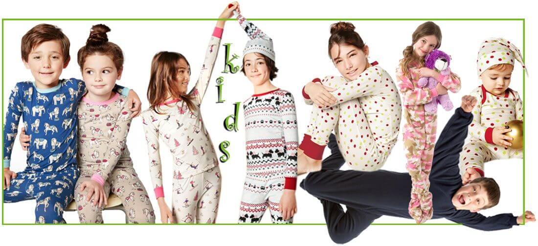 Kids Pajamas for Back-to-School