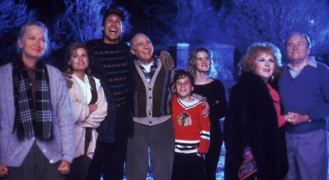 Lampoon Christmas Vacation Movie Marathon Matching Pajamas
