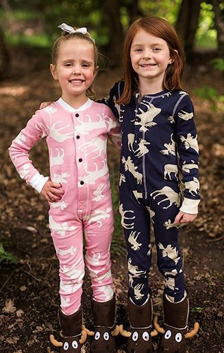 Lazy One Flapjack Kids Pajamas