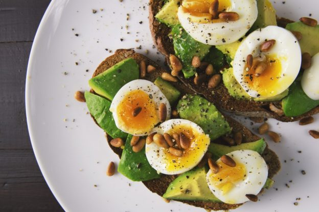Light Brunch Ideas for the New Year