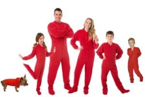 Big Feet Family Footies