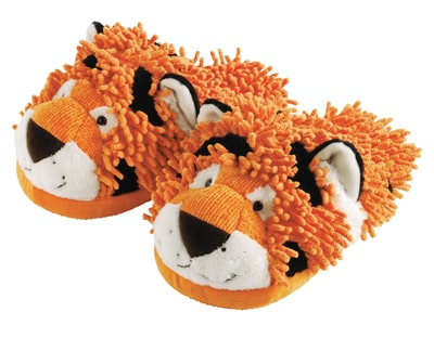 Tiger Slippers $24