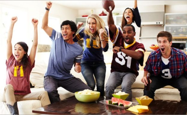 Super Bowl Games You Can Play In Your Pajamas