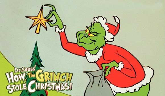 The Grinch Christmas Movie Marathon Matching Pajamas