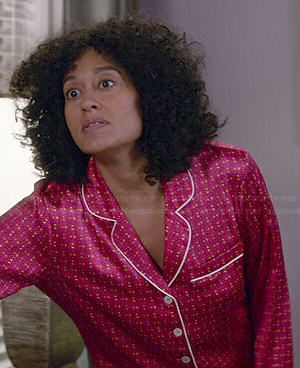 Tracee Ellis Ross Black-ish Pajamas