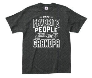tshirt Favorite People Grandpa490