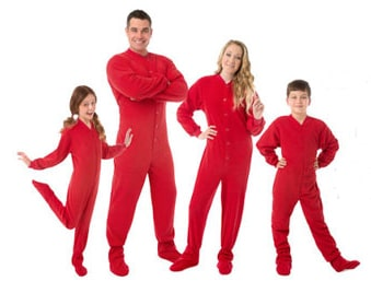 1d7101f494 Matching Family Footies