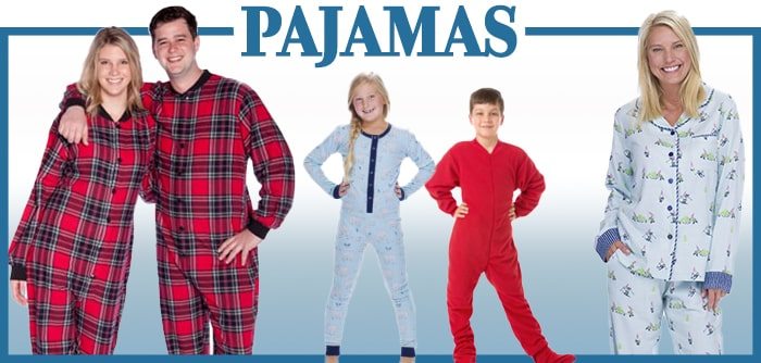 c433093b24 Check out our comfy collection of PJs for the entire family. You can t go  wrong with a variety of options for cold weather