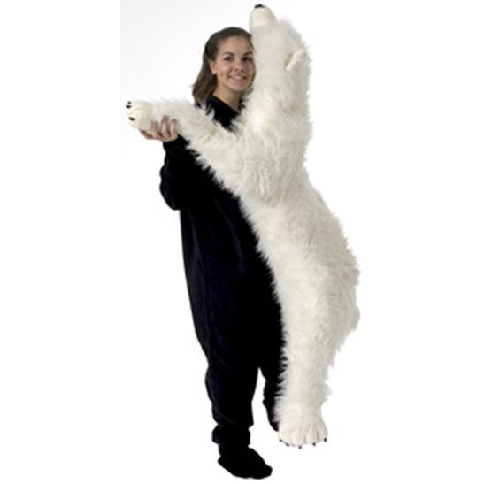 45d42c6fbdb7 Big Feet Pajamas Adult Black Fleece One Piece Footy