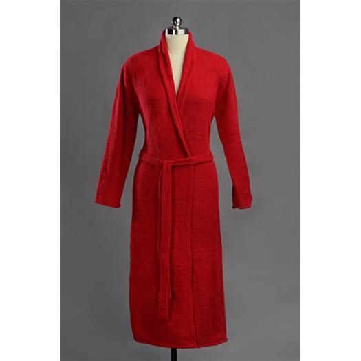 Kashwere Ruby Red Seasonless Robe 6e321b0df