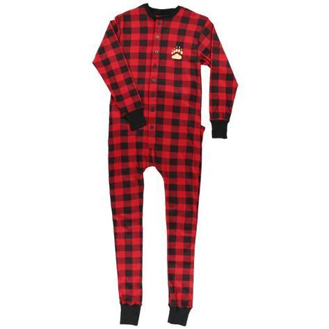 Lazy One Damen Pyjama Top Mama Bear