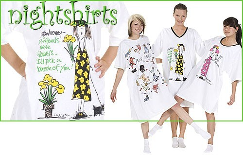 Nightshirts for Women 06e92a08d