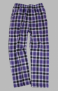 Men's Classic Flannel Plaid PJ Pants