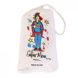 "Emerson Street ""Super Mom"" Nightshirt in a Bag"