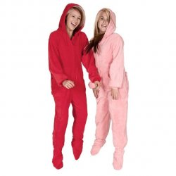 01fcd8c53 Footed Pajamas - Footy PJ s for Women