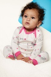 "Bedhead Boo Boo ""Fifi"" Stretch 2 Piece Set"