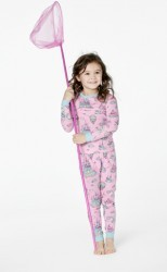 "Bedhead Kid's ""Floating Kingdom"" Stretch 2 Piece Set"