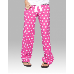 "Boxercraft Women's ""Hot Spot"" Fushia VIP Flannel Pant"