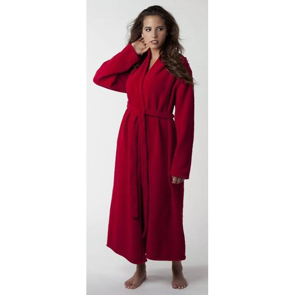 Kashwere Ruby Red Lightweight Robe