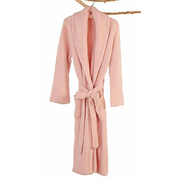Barefoot Dreams® CozyChic® Robe in Dusty Rose