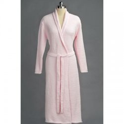 Kashwere Pink Seasonless Robe