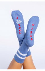 PJ Salvage Joyful Vibes Winter Fun Socks
