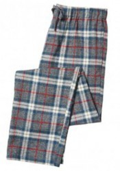"The Cat's Pajamas Men's ""Chatham Plaid"" Flannel Pajama Pant"