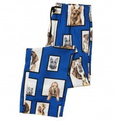 "The Cat's Pajamas Men's ""Man's Best Friend"" Cotton Pajama Pant"