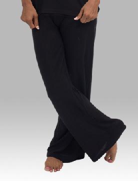 Boxercraft Women's Wide Leg Cuddle Pant in Black
