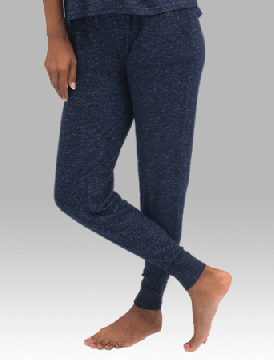 Boxercraft Women's Cuddle Jogger in Navy