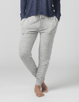 Boxercraft Women's Cuddle Jogger in Oxford