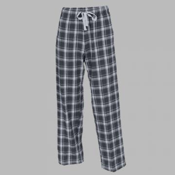 Boxercraft Charcoal Heritage Plaid Unisex Flannel Pajama Pant