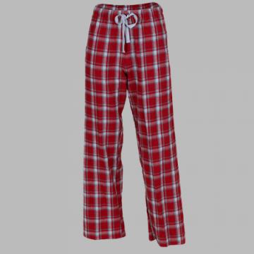 Boxercraft Crimson Heritage Plaid Unisex Flannel Pajama Pant
